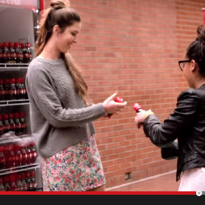 Coca Cola: The Friendly Twist